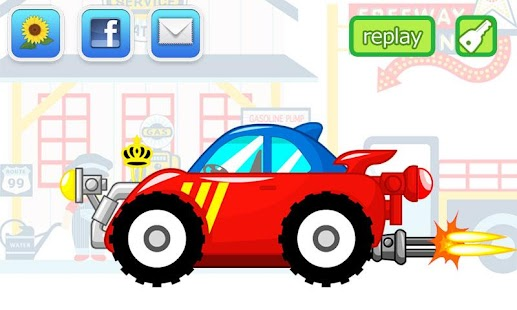 Car Builder-Car games - screenshot thumbnail