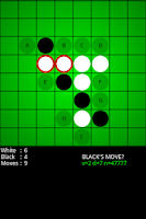 Screenshot of Reversi for Android