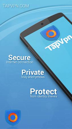 TapVPN Free VPN 0.7.27 screenshot 49745