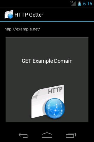 HTTP Getter