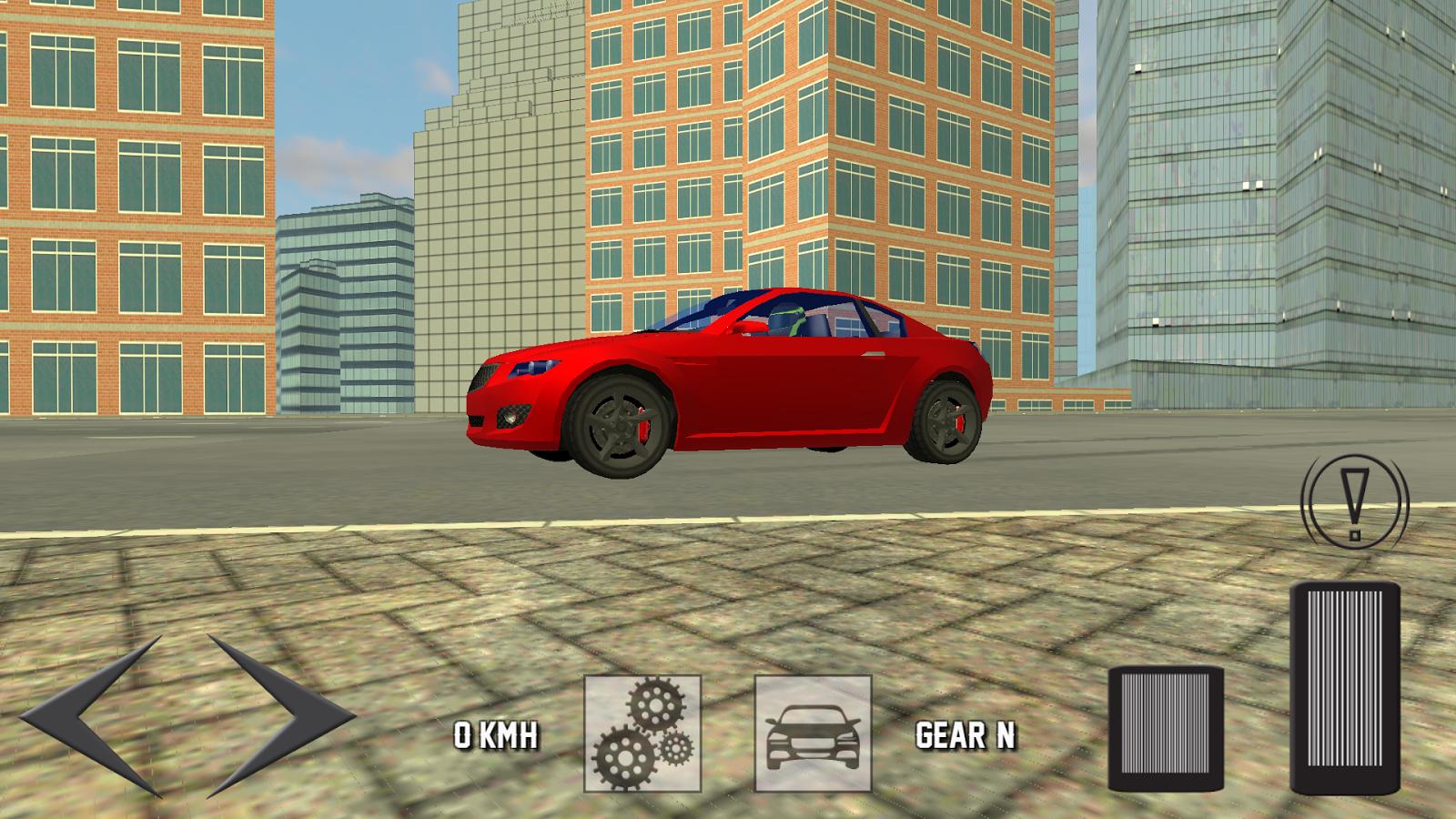 City Car Driving Pc