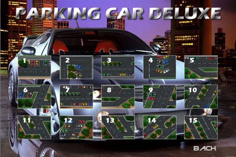 Parking Car Deluxe - screenshot