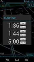 Screenshot of Portal Timer