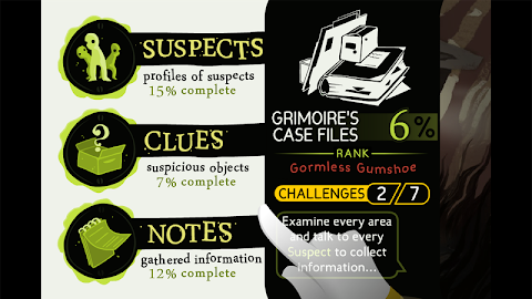 Detective Grimoire Screenshot 15
