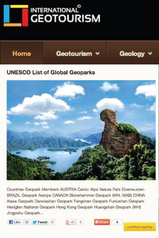 玩旅遊App|Geographic Geotourism+免費|APP試玩