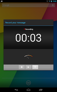 Sound Recorder Free - screenshot thumbnail