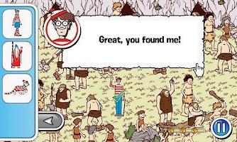 Screenshot of unp_Where's Waldo Now?™