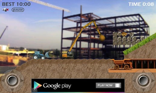 Traktor Digger- screenshot thumbnail