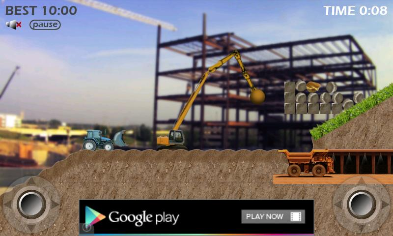Traktor Digger - screenshot