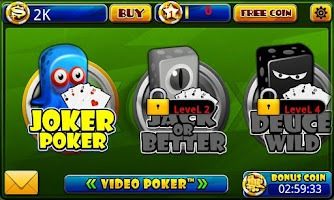 Screenshot of Video Poker™-Poker Casino Game