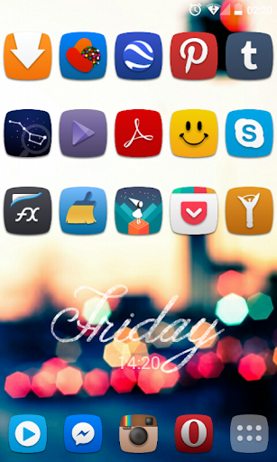 Notsquare HD Pro - Icon Pack
