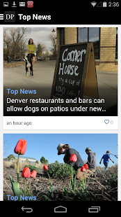 The Denver Post- screenshot thumbnail