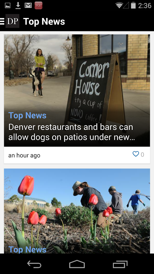 The Denver Post- screenshot