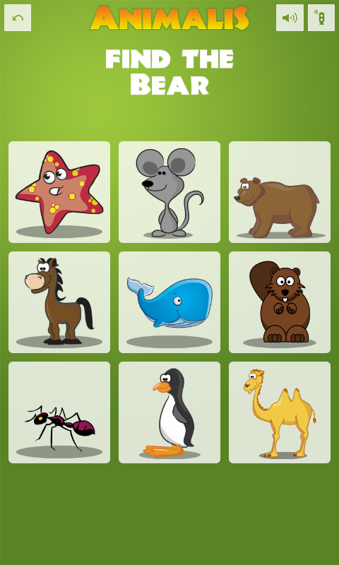 Animalis: Animals for Kids- screenshot