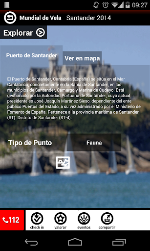【免費旅遊App】Mundial de Vela Santander 2014-APP點子