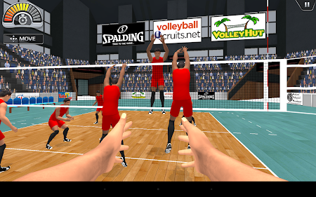 VolleySim: Visualize the Game 1.11 screenshot 715582
