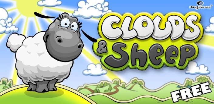 Clouds & Sheep Free