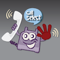 Call Select logo