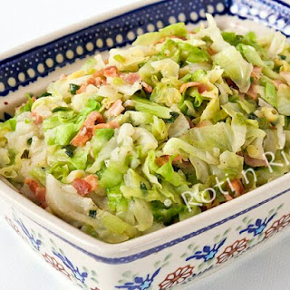 Colcannon (Irish Mashed Potatoes with Cabbage)