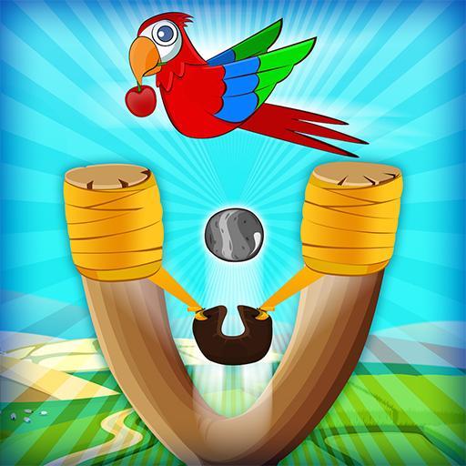Birds Attack LOGO-APP點子