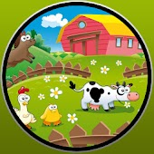 farm and games for babies