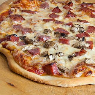 Basic Pizza Dough.