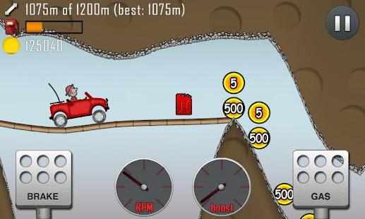 Hill Climb Racing - screenshot thumbnail
