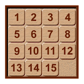 Classic fifteen puzzle Free