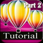 Corel Draw X7 Tutorials Part 2