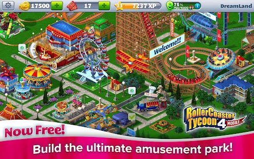RollerCoaster Tycoon® 4 Mobile Screenshot 29