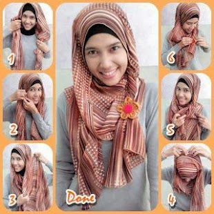 Tata Cara Hijab Modern - screenshot thumbnail