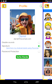 Tocomail - Email for Kids Screenshot 10