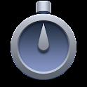 +Stopwatch logo