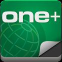 One+ logo