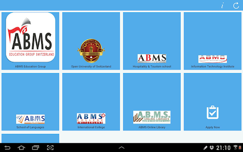 ABMS Education Group- screenshot thumbnail
