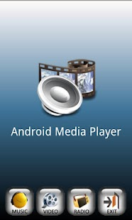Media Player for Android: miniatura de captura de pantalla