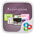 Aspiration GO Launcher Theme icon