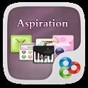 Aspiration GO Launcher Theme icon
