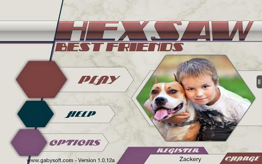 HexSaw - Best Friends