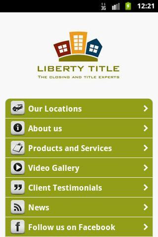 Liberty Title