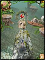 Screenshot of Zombie Run HD