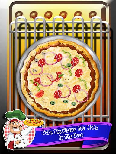 子供のためのピザスタンド食品メーカー