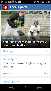 Vallejo Times Herald- screenshot thumbnail
