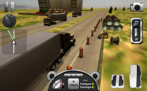 Truck Simulator 3D 2.1 screenshots 5