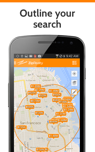 ZipRealty Real Estate & Homes - screenshot