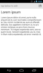 True Txt Reader Writer- screenshot thumbnail