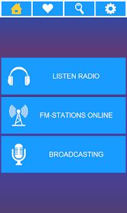 Volnorez Radio - náhled