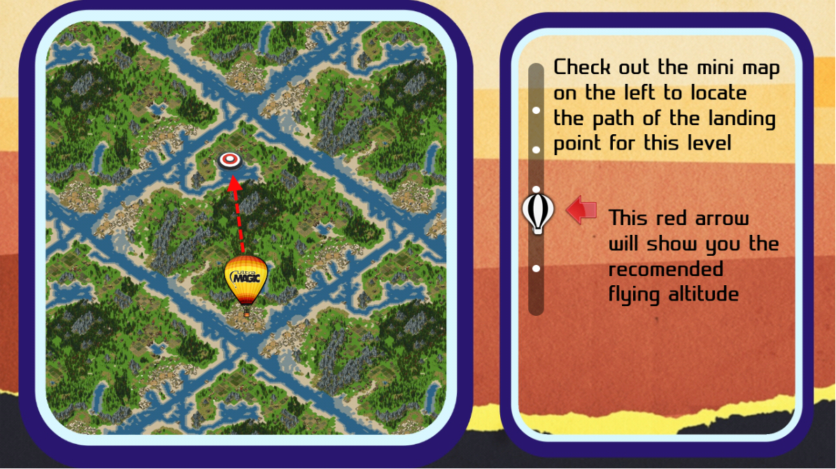 UltraMagic Balloons Target- screenshot