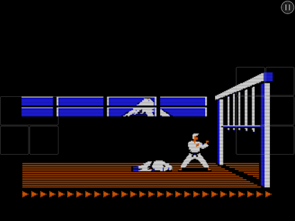 Karateka Classic - screenshot thumbnail