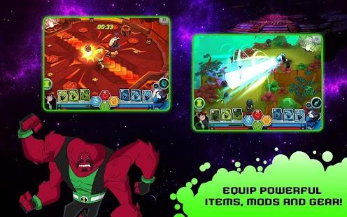 Wrath of Psychobos - Ben 10 - screenshot thumbnail